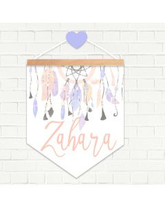 Personalised Hanging Pendant Dream Catcher