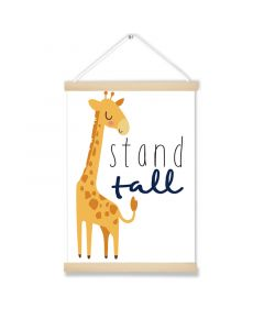 Stand Tall Art Hanging Picture